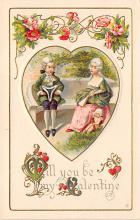 val300235 - Valentines Day Postcard
