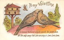 val300239 - Valentines Day Postcard