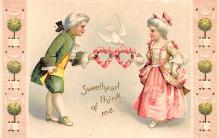 val300255 - Sweetheart think of me Postcard