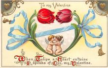 val300259 - Valentines Day Postcard
