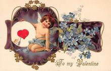 val300307 - Valentines Day Postcard
