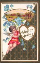 val300309 - Valentines Day Postcard