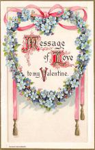 val300311 - Valentines Day Postcard