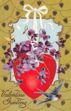 val300313 - Valentines Day Postcard