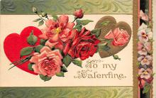 val300315 - Valentines Day Postcard