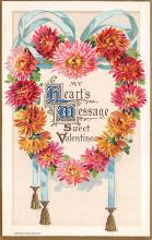 val300319 - Valentines Day Postcard