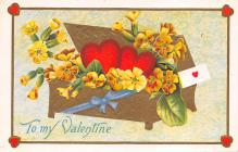 val300321 - Valentines Day Postcard
