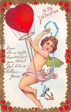 val300323 - Valentines Day Postcard