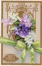 val300325 - Lilac Emblem of first Emotions of Love