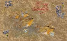 val300335 - Valentines Day Postcard