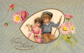 val300337 - Valentines Day Postcard