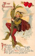val300341 - Valentines Day Postcard
