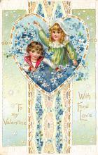 val300343 - Valentines Day Postcard