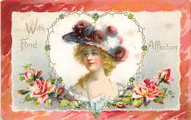 val300355 - Valentines Day Postcard