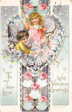 val300359 - Valentines Day Postcard