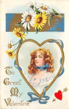 val300363 - Valentines Day Postcard