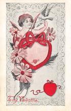 val300365 - Valentines Day Postcard