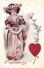 val300367 - Valentines Day Postcard