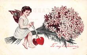 val300369 - Valentines Day Postcard