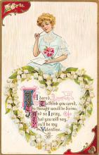 val300371 - Valentines Day Postcard
