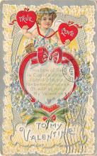 val300379 - Valentines Day Postcard