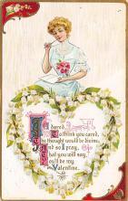 val300381 - Valentines Day Postcard