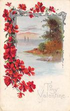 val300385 - Valentines Day Postcard