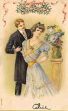 val300387 - Valentines Day Postcard