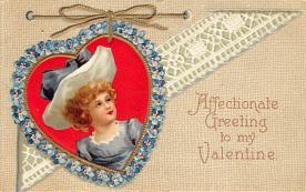 val300397 - Valentines Day Postcard