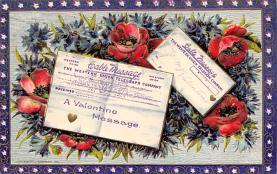 val300409 - Valentines Day Postcard
