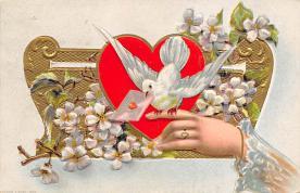 val300411 - Valentines Day Postcard