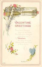 val300415 - Valentines Day Postcard