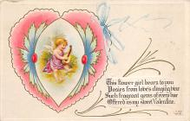 val300417 - Valentines Day Postcard