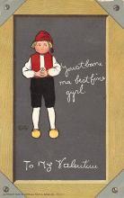 val300433 - Artist Curtis Valentines Day Postcard