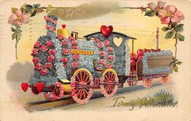 val300439 - Valentines Day Postcard