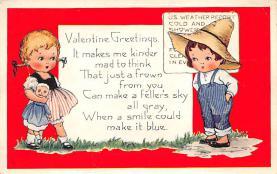 val300445 - Valentines Day Postcard