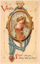 val300457 - Valentines Day Postcard