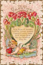 val300471 - Valentines Day Postcard