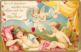 val300473 - Valentines Day Postcard