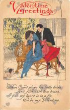 val300481 - Valentine Greeting Postcard