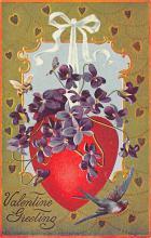 val300489 - Valentine Greeting Postcard
