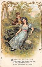 val300491 - Valentines Day Postcard