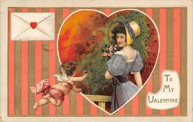 val300493 - Valentines Day Postcard