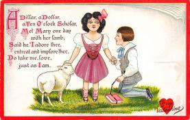 val300519 - Valentines Day Postcard