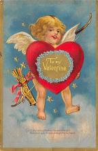 val300527 - Valentines Day Postcard