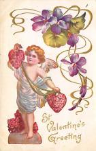 val300529 - St Valentine Greeting Postcard