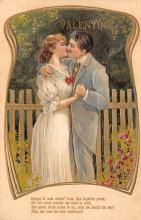 val300531 - Valentines Day Postcard