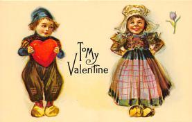 val300539 - Valentines Day Postcard