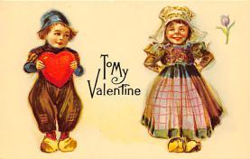 val300541 - Valentines Day Postcard