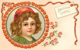 val300555 - Valentines Day Postcard